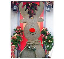 It's Rudolph Poster