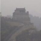 Great Wall of China by barnsy