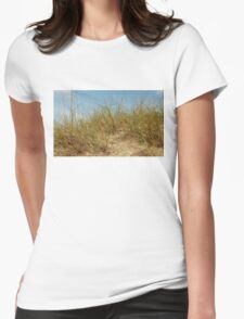 Carolina Dune Womens Fitted T-Shirt