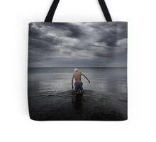 Swimmer  version 2  Tote Bag