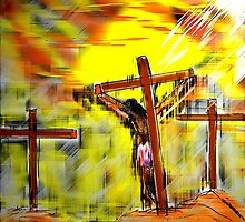 THE DAY CHRIST ROSE by Semmaster