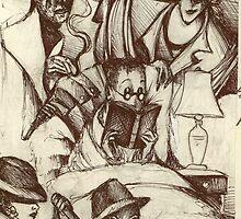 Bedtime Stories  by John Dicandia ( JinnDoW )