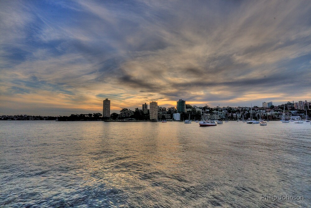 Last Light - Moods Of A City - The HDR Experience by Philip Johnson