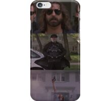 There was a firefight!  iPhone Case/Skin