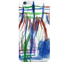 exploding cars iPhone Case/Skin