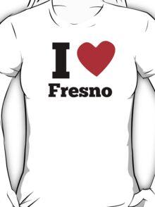 I Heart Fresno T-Shirt