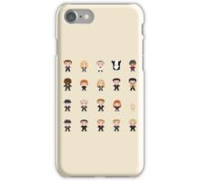 Little Fringe iPhone Case/Skin