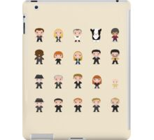 Little Fringe iPad Case/Skin