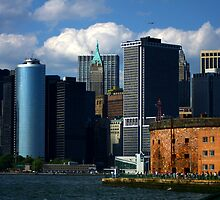 Battery Park City by photoloi
