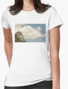 Lonely Cloud Womens Fitted T-Shirt