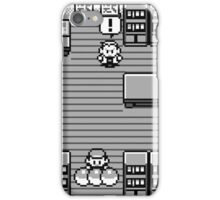 No choosing Pokemon Design iPhone Case/Skin