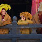 Monks by David Reid