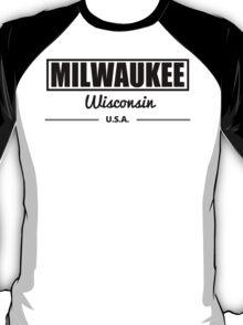 Milwaukee Wisconsin T-Shirt