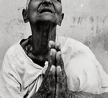 Blind faith? by Neil Bussey