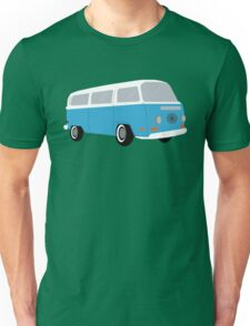 LOST Dharma Bus Unisex T-Shirt