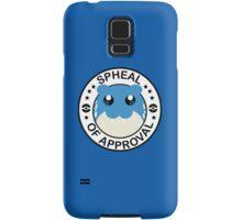 Pokemon Spheal of Approval Samsung Galaxy Case/Skin