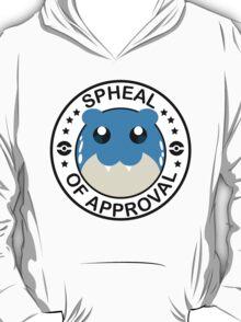 Pokemon Spheal of Approval T-Shirt