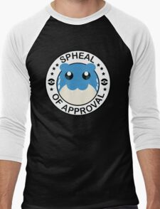 Pokemon Spheal of Approval Men's Baseball ¾ T-Shirt