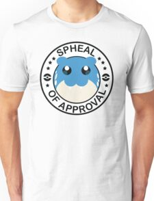 Spheal of Approval Unisex T-Shirt