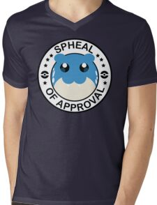 Spheal of Approval Mens V-Neck T-Shirt