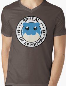 Pokemon Spheal of Approval Mens V-Neck T-Shirt