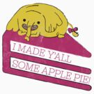 Tree Trunks Adventure Time by lauraporah