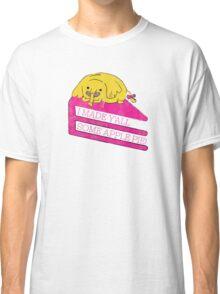 Tree Trunks Adventure Time Classic T-Shirt
