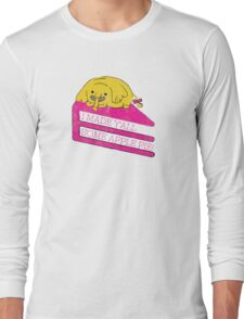 Tree Trunks Adventure Time Long Sleeve T-Shirt