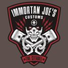 Immortan Joe's Customs by Adho1982