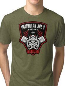 Immortan Joe's Customs Tri-blend T-Shirt