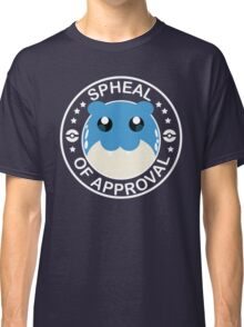 Pokemon Spheal of Approval - White Classic T-Shirt