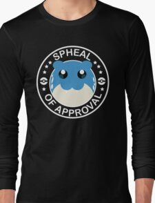 Pokemon Spheal of Approval - White Long Sleeve T-Shirt