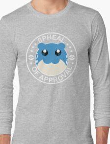 Pokemon Spheal of Approval - White Long Sleeve T-Shirt