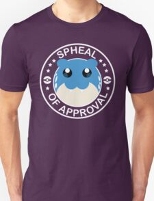 Pokemon Spheal of Approval - White Unisex T-Shirt