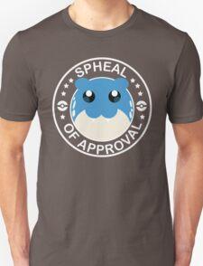 Pokemon Spheal of Approval - White Unisex T-Shirt