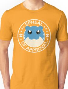Spheal of Approval - White Unisex T-Shirt