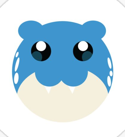 Spheal of Approval - White Sticker