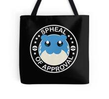 Pokemon Spheal of Approval - White Tote Bag