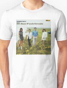 THROBBING GRISTLE - 20 JAZZ FUNK GREATS T-Shirt