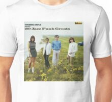 THROBBING GRISTLE - 20 JAZZ FUNK GREATS Unisex T-Shirt