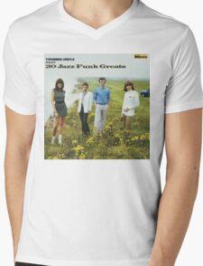 THROBBING GRISTLE - 20 JAZZ FUNK GREATS Mens V-Neck T-Shirt