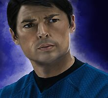 Bones McCoy by KaitlinMarieArt