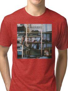 THROBBING GRISTLE - D.O.A. - THE THIRD AND FINAL REPORT Tri-blend T-Shirt