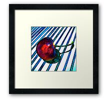 Cherries...Maria's Cherry Framed Print