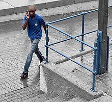 Blue by awefaul