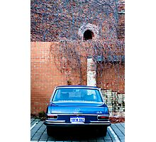 Classic within a classic environment. Photographic Print
