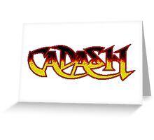 Cadash Greeting Card