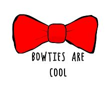 Bowties Are Cool by emmaandout