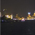 The Yangtze by Night by barnsy