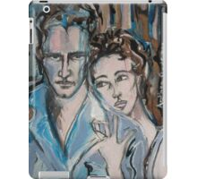 Cat on a Hot Tin Roof iPad Case/Skin